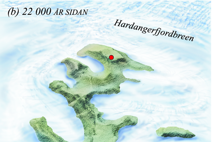 22 000 år sidan