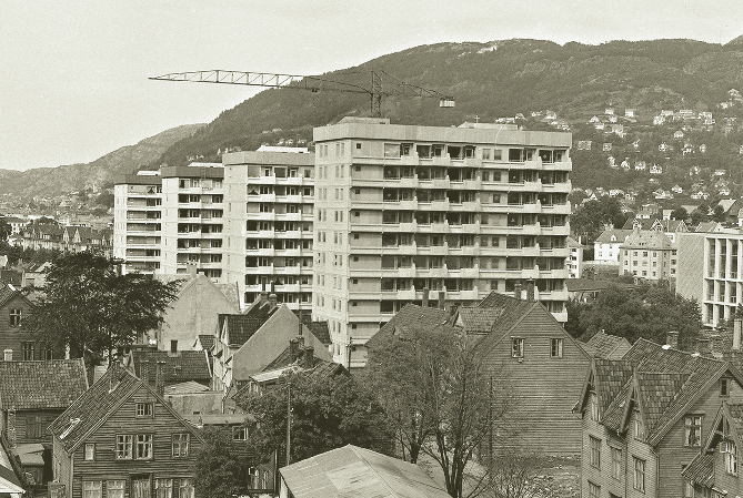 Krohnsminde Borettslag anno 1963