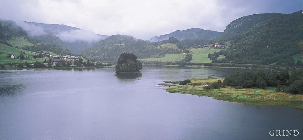 Seimsvatnet i Vosso