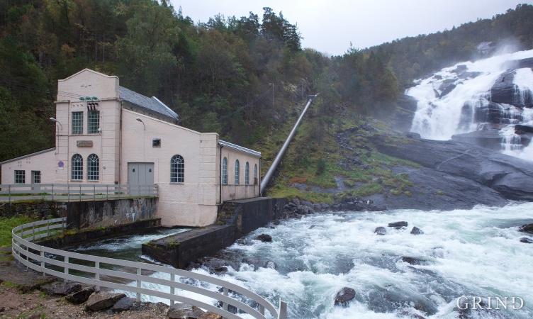 Kinso kraftverk