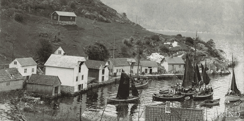 Kyrping at the turn of the 19th century
