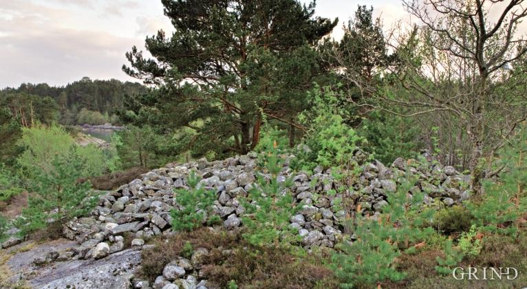 Hystadmarka, Stord