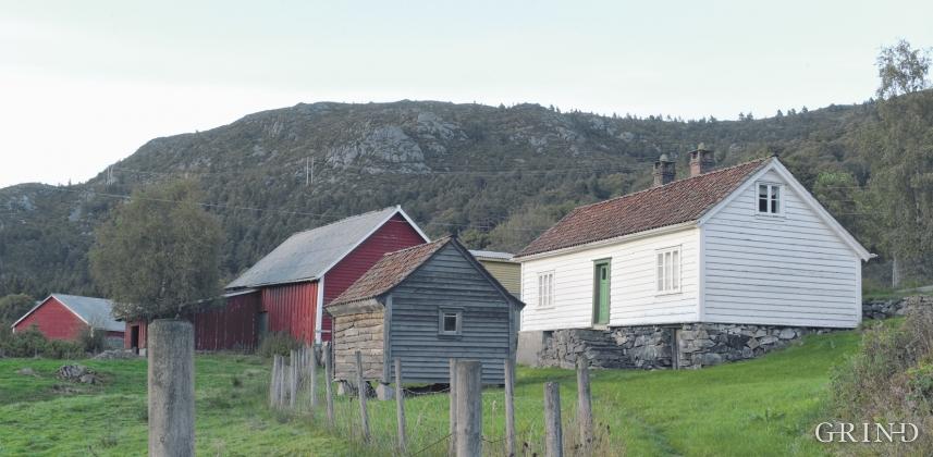 Gardstunet på Årskog, Fitjar