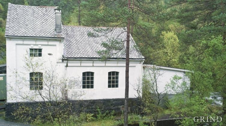 Kraftstasjonen på Gåssand, Os