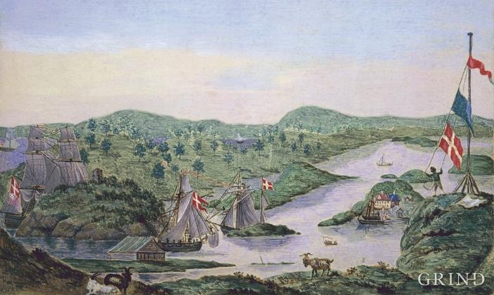 Prospectus of Bukken 1808.