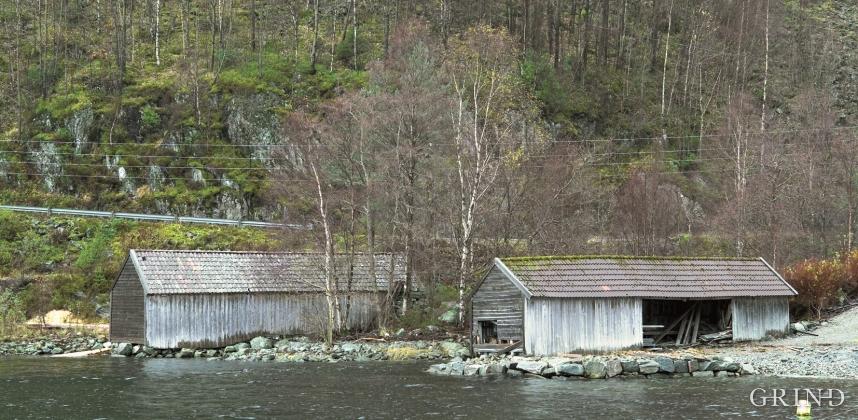 Sagene på Mollandseid, Masfjorden