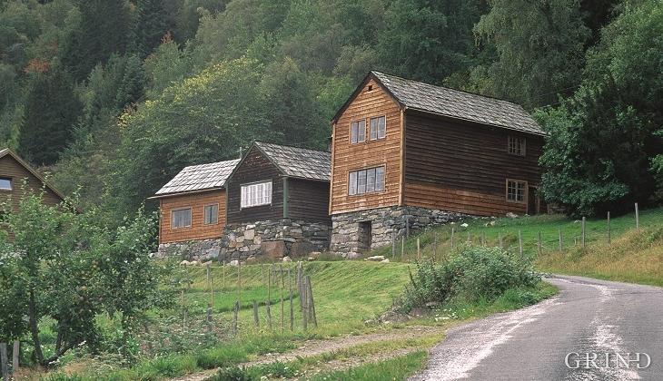 Det eldste tunet på Fryste eller Frøystein
