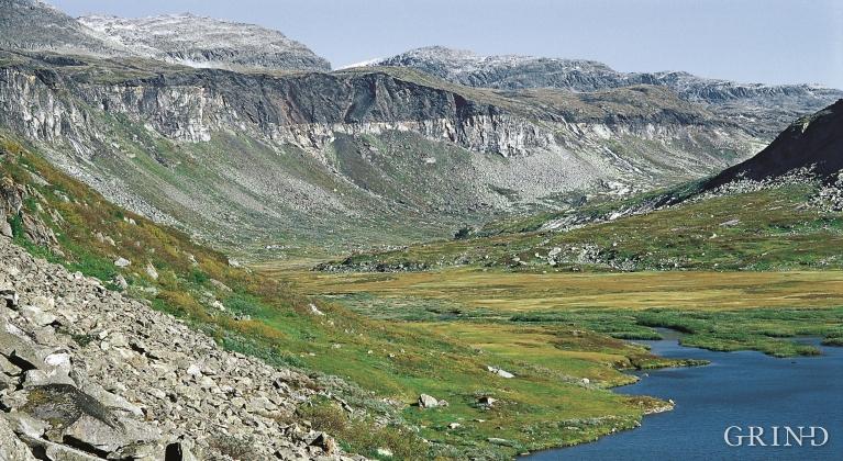 Skytjedalen in Eidfjord.