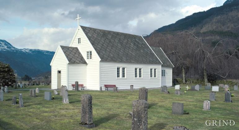 Grindheim church