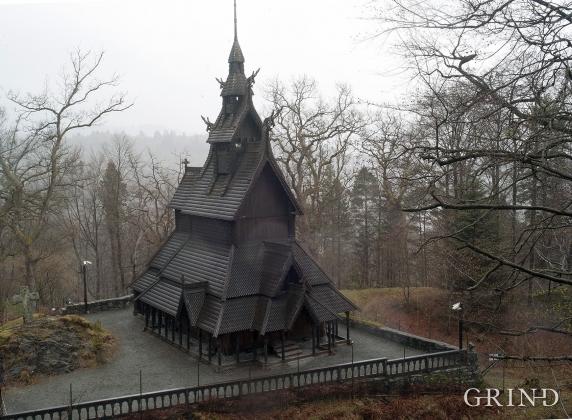 Fantoft stavkyrkje