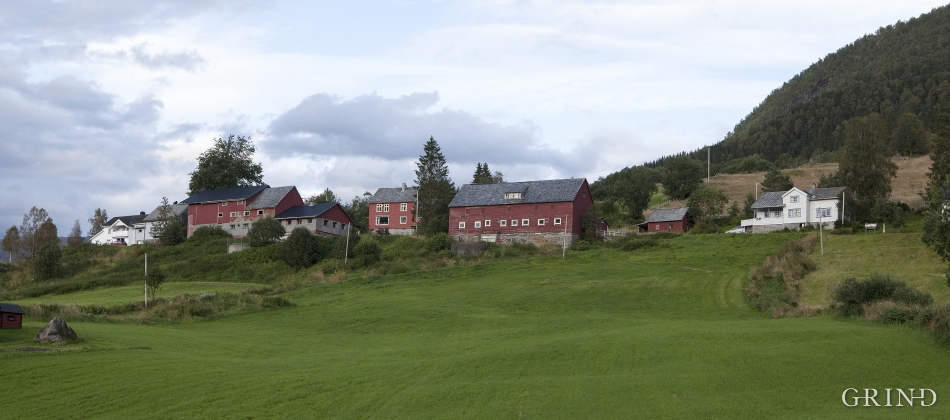 The home of Sjur Bygd