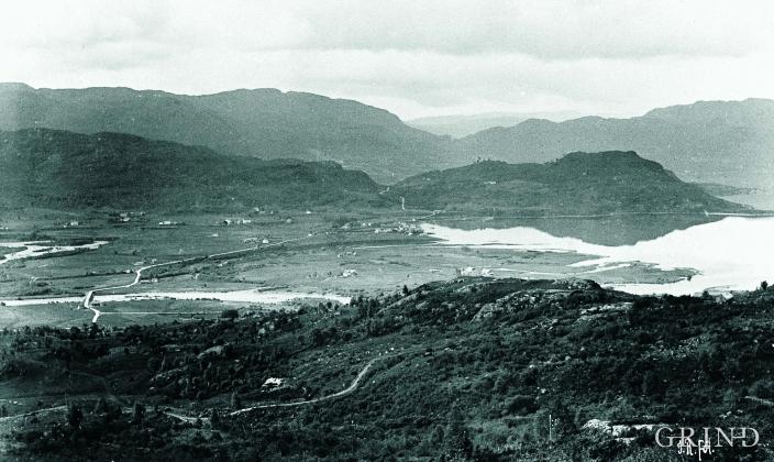 Etne og Etnedeltaet kring 1900