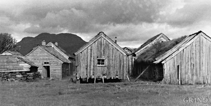 Sæbøtunet i Etne, 1934
