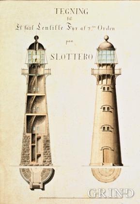 Slåtterøy lighthouse, Bømlo
