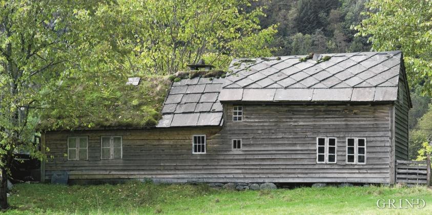 Det samanbygde huset på Nordvik, Samnanger
