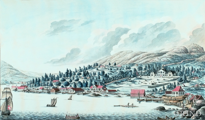 Prospekt Damsgård, Bergen