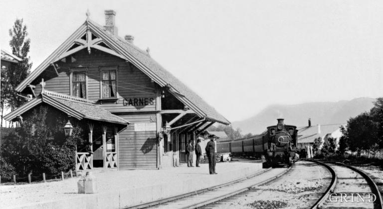 Garnes stasjon