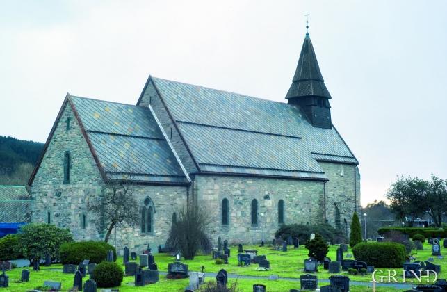 Fana kirke, Bergen