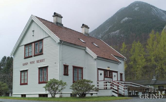 Bjørn West-museet