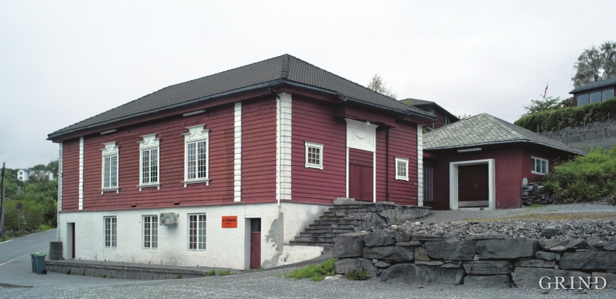 Youth centre in Valestrand