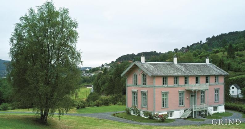 Ole Bulls villa, Valestrand