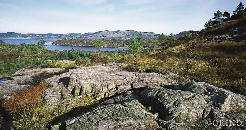 Eklogittbergartar på Ådnefjellet