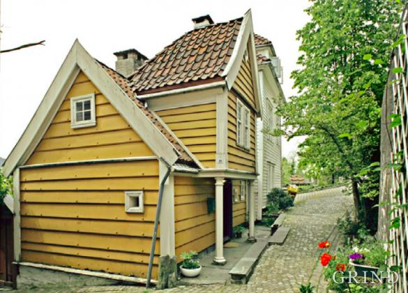 Stolpehuset (Knut Strand)