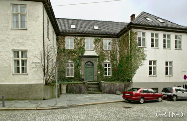 Magistratbygningen (Knut Strand)