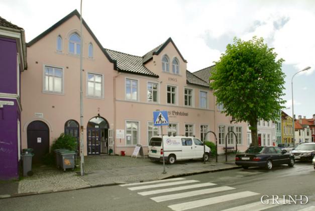 Nordnes bydelshus (Knut Strand)