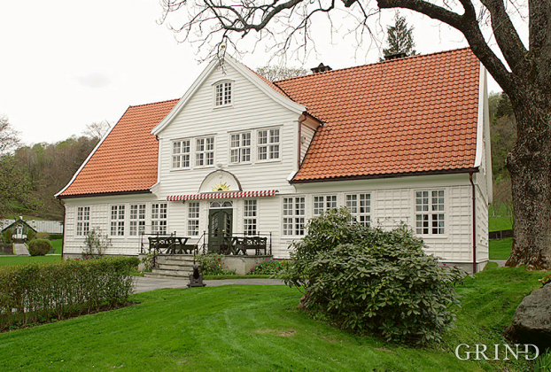 Erviken hovedbygning (Knut Strand)