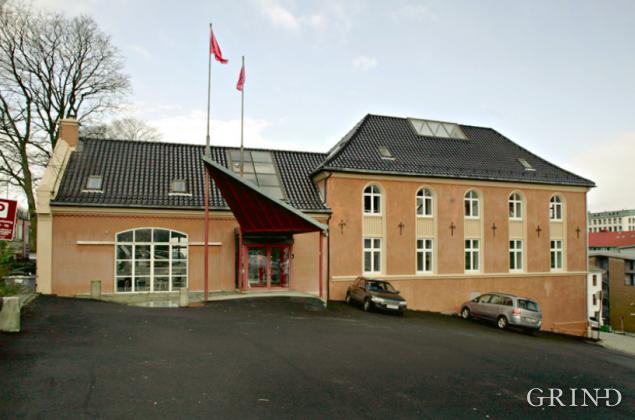 Hordaland kunstsenter (Knut Strand)