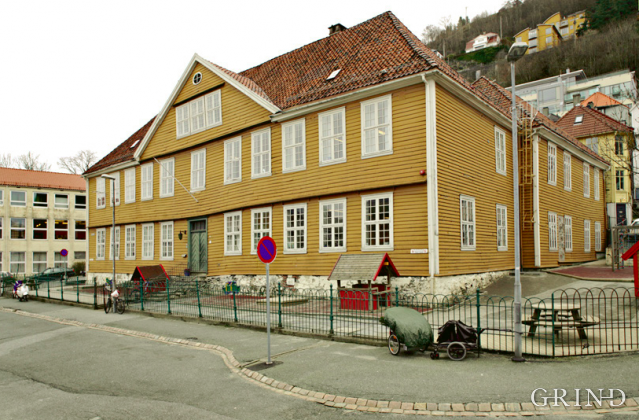 Bergens barneasyl (Knut Strand)