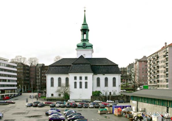 Nykirken (Knut Strand)