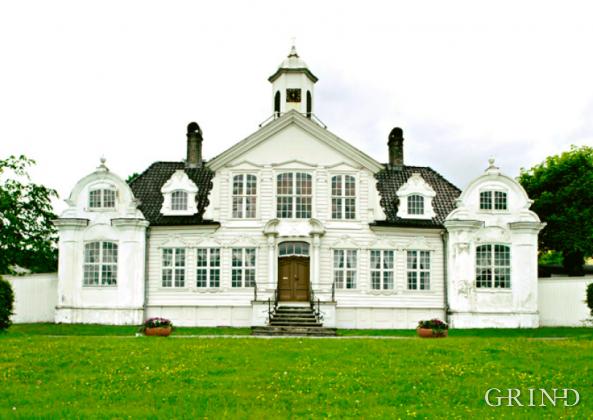 Damsgård hovedgård (Knut Strand)