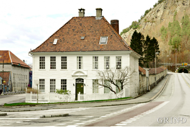 Stoltz' reperbane (Knut Strand)
