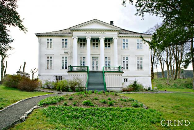 Kronstad hovedgård (Knut Strand)