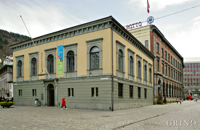 Norges bank (Knut Strand)