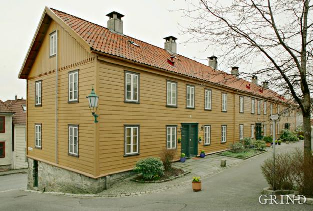 Arbeiderboligen på Stølen (Knut Strand)