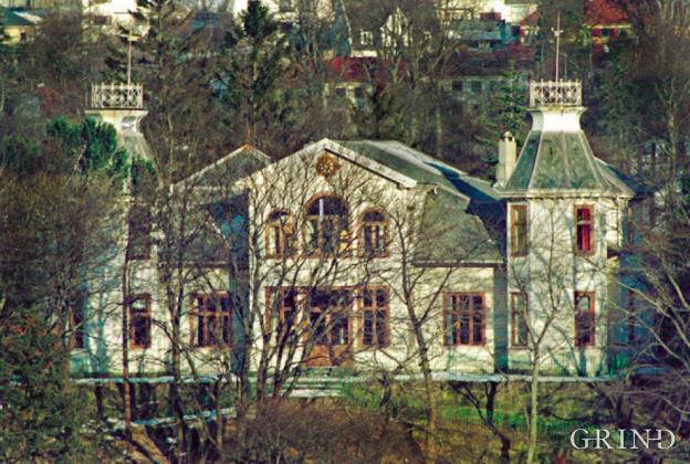Villa Solhaug (Knut Strand)
