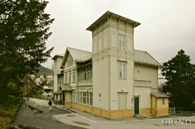 Villa for Peter Jebsen (Knut Strand)