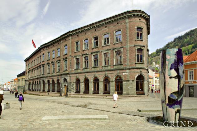 Bergens Kreditbank (Knut Strand)