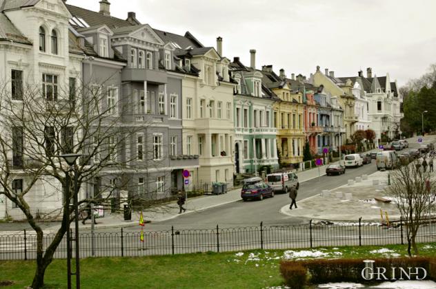 Parkveien (Knut Strand)