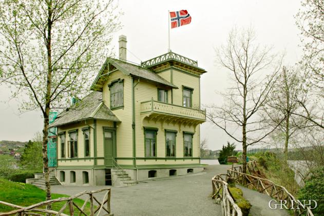Troldhaugen (Knut Strand)