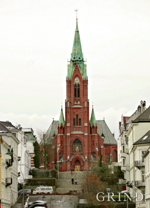 Johanneskirken (Knut Strand)