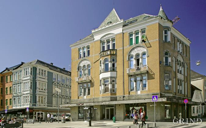 Bygård Vestre Torvgate (Knut Strand)