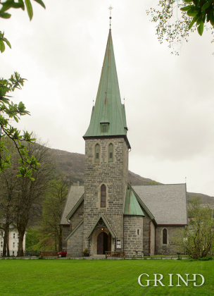 Årstad kirke (Knut Strand)
