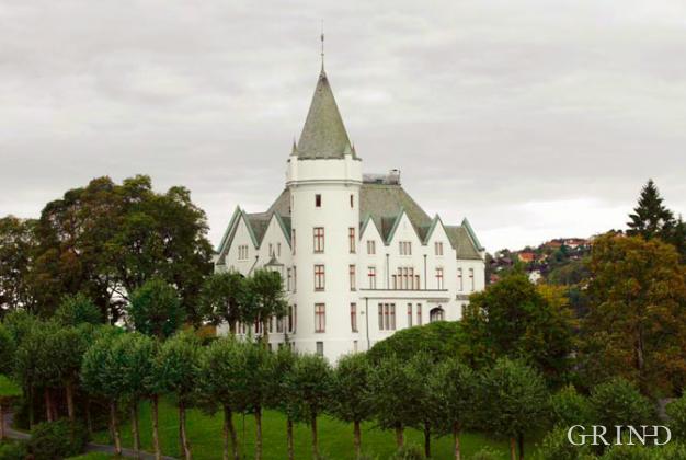 Gamlehaugen (Knut Strand)