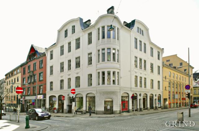 Det hvte hus (Knut Strand)