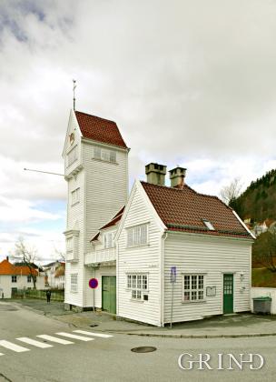 Skansen brannstasjon (Knut Strand)