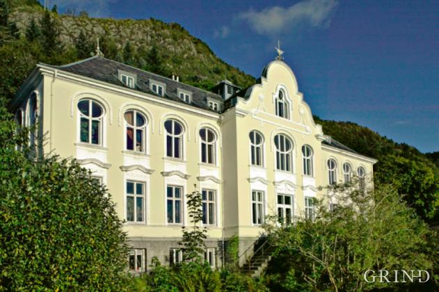 Sudmannske barnehjem (Knut Strand)